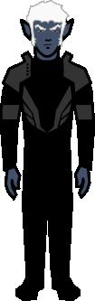 Commander Sark - an Etrusculan male